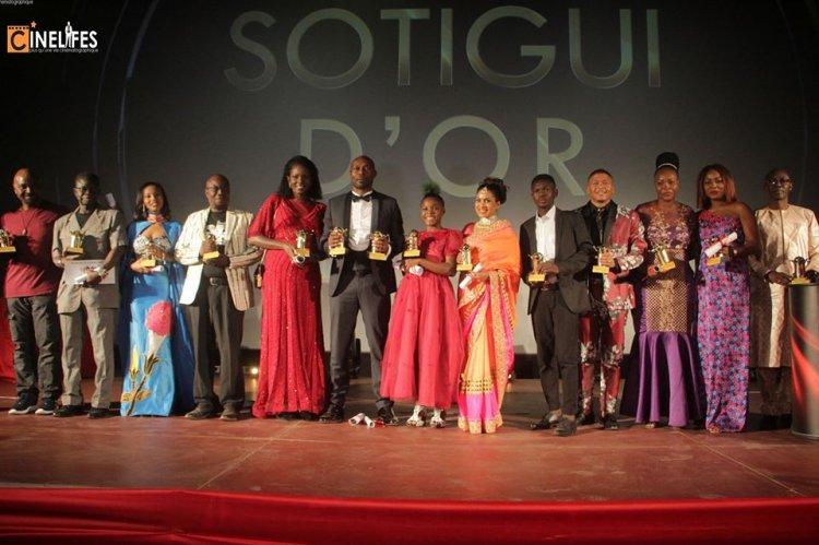 Sotigui Awards 2019 : Recap sur les prix glanés par les ivoiriens...
