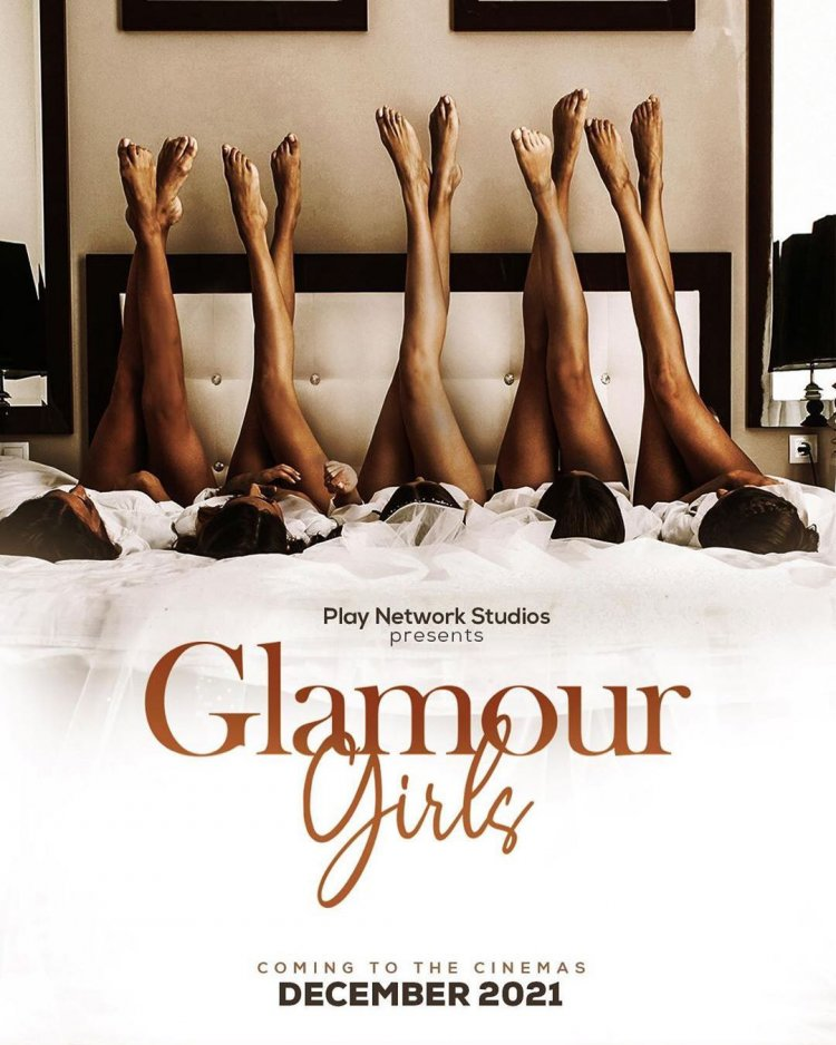Nous avons officiellement notre premier regard sur le remake « Glamour Girls » de Charles Okpaleke