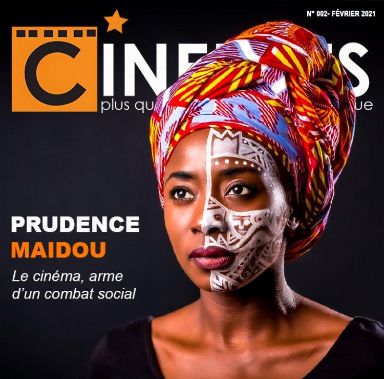 PRUDENCE MAIDOU : LE CINEMA, ARME D'UN COMBAT SOCIAL