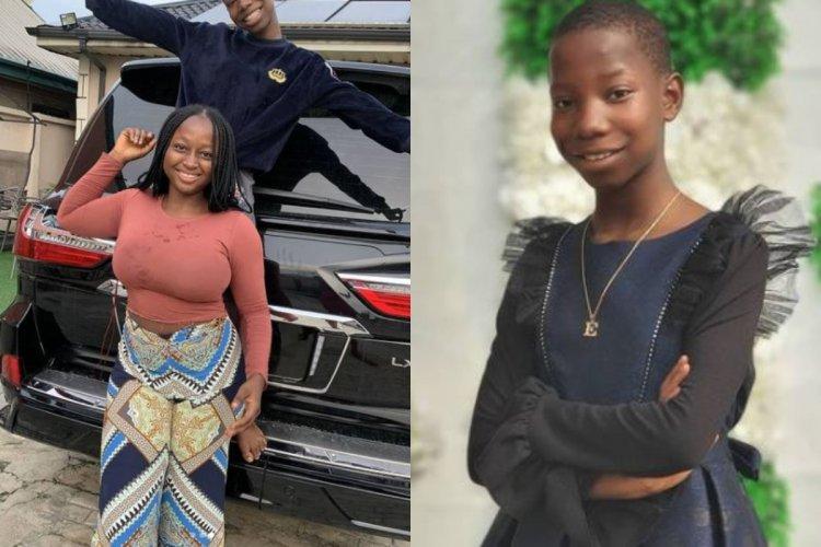 Nollywood : Emmanuella la jeune comédienne nigériane de 10 ans s'offre une Lexus LX570