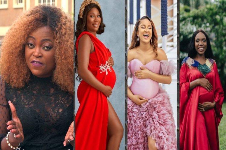 Nollywood : Préparez-vous pour des nuits blanches »- Funke Akindele Aux nouvelles mères;