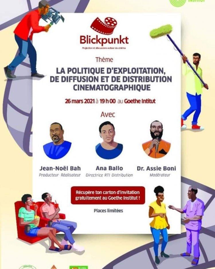 Côte d'Ivoire : La politique d'exploitation, de diffusion et de distribution cinématographique « Deux experts en parlent »